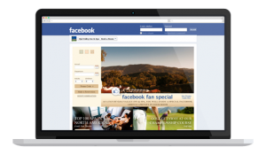 Sabre Hospitality Solutions - Widget Facebook Booking Engine